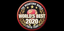 Wenatchee World 2020 World's Best